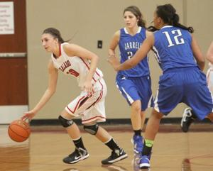 Salado vs Jarrell Girls Basketball