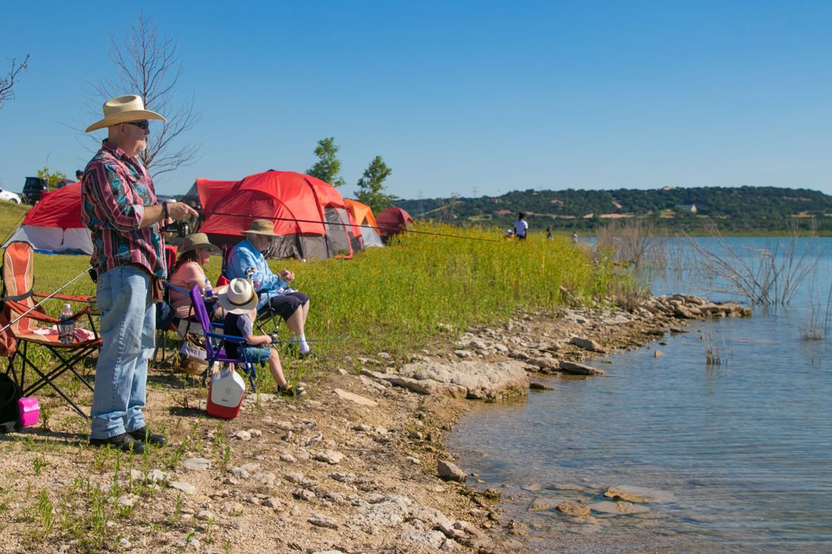 2017 Family Campout Harker Heights Parks and Recreation