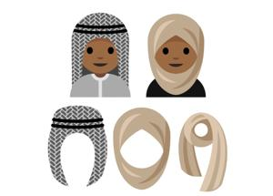 There is no hijab emoji, so a 15-year-old is trying to change that