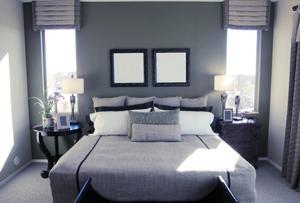 Gray at home
