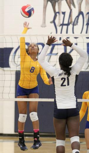 Copperas Cove vs Shoemaker Volleyball