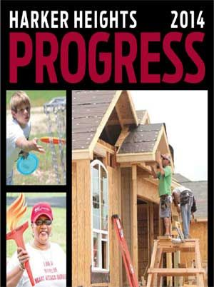 Harker Heights Progress brought to you by The Harker Heights Herald