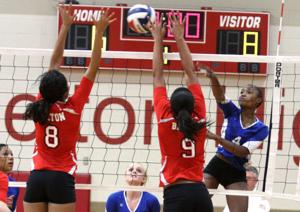Volleyball: Belton v. Copperas Cove