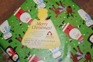 <p>Angle tree reciepients get a specialized note from incarcerated parents. Angle Tree will deliver more than 1500 presents to Bell county children this year.</p>