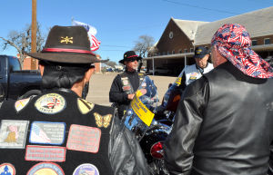 Patriot Guard Riders official thanks Herald for write-up on local group