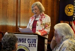 Killeen Exchange Club: 'A Faith Message'