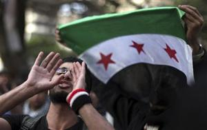 Heavy fighting erupted in Damascus Wednesday