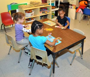 Church wins souls through child care