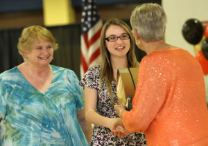 Cove students honored at Walk of Fame