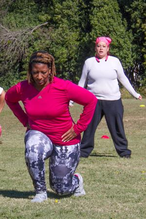 Fit Camp for Breast Cancer