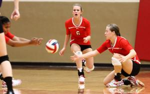 Volleyball: Belton v. Marble Falls