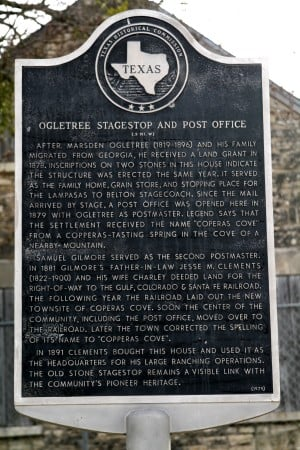 Ogletree Stagestop and Post Office