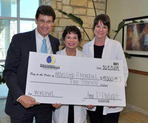 Fort Hood Memorial donation