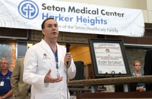 Seton Medical Center 1st Anniversary