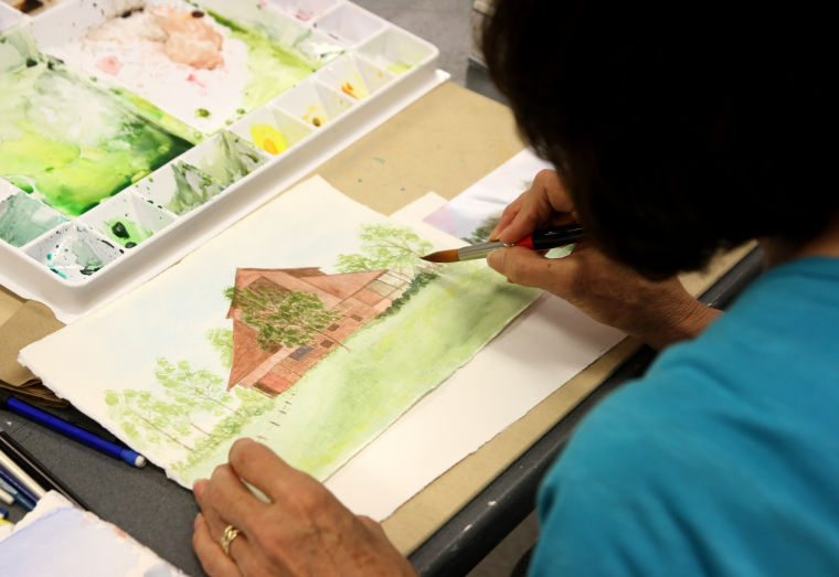Heights water color class