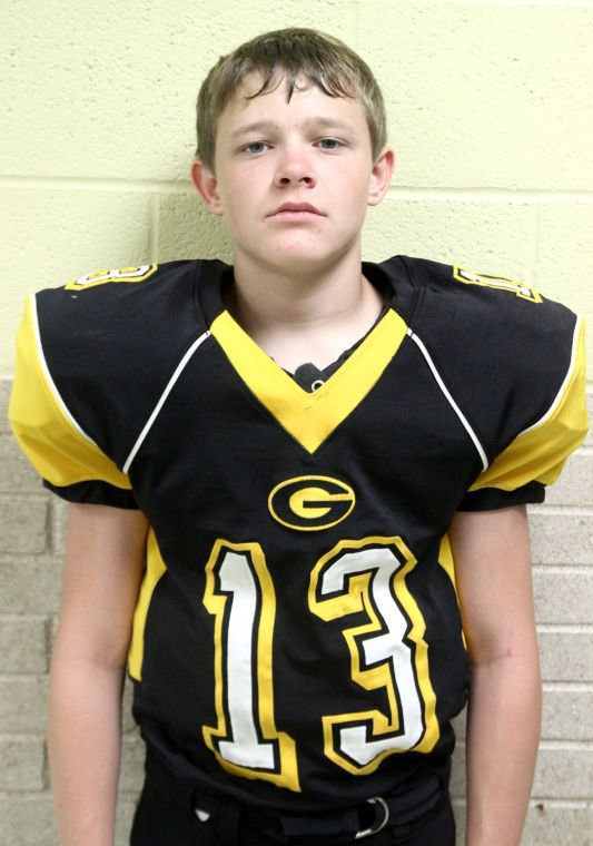 Gatesville Football - Tyler Dews