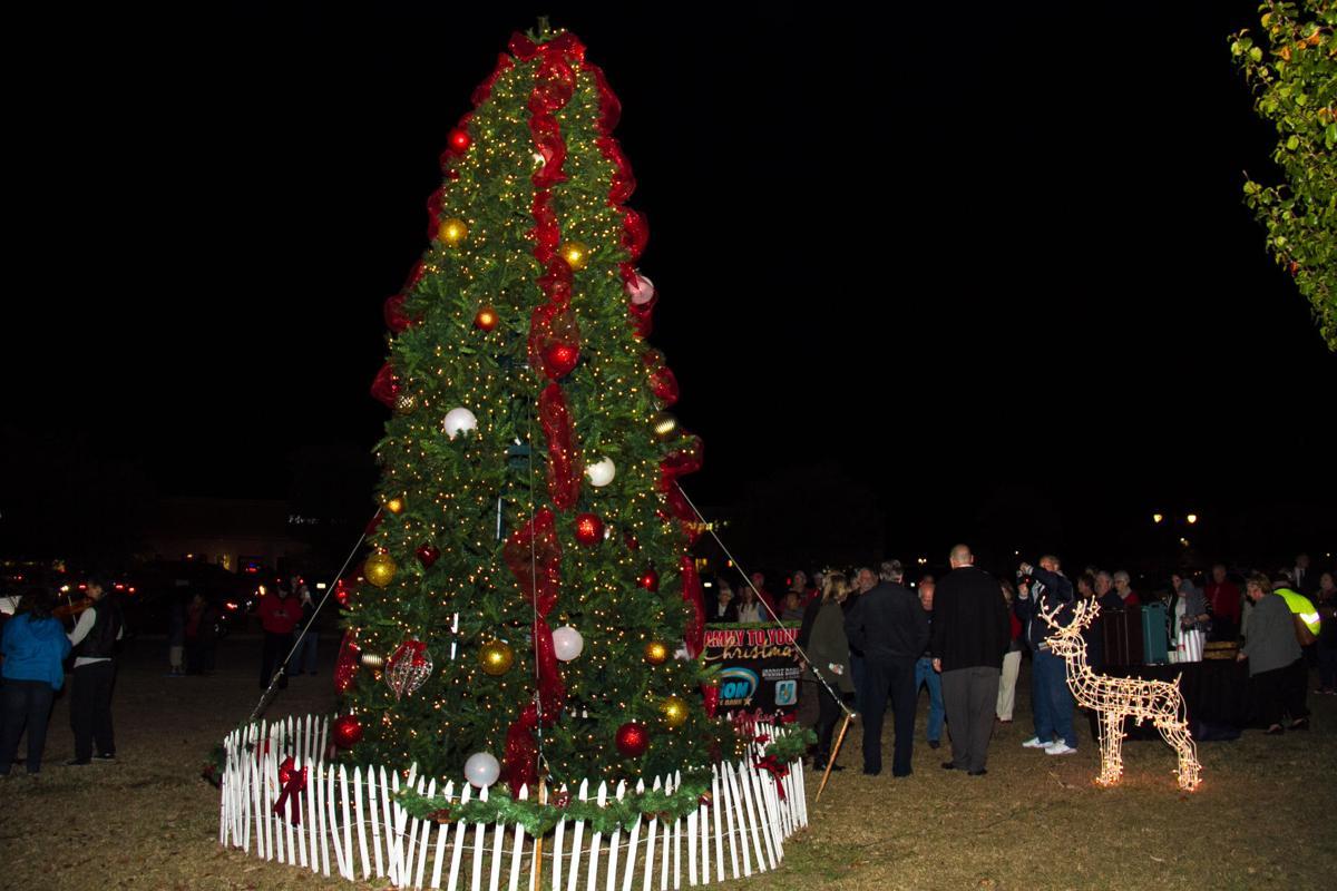 Harker Heights Christmas Tree Lighting