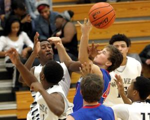 Grey Wolves feast on Panthers