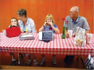 Cove elementary schools play host to grandparents