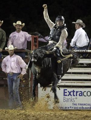 Gatesville Rodeo Saturday