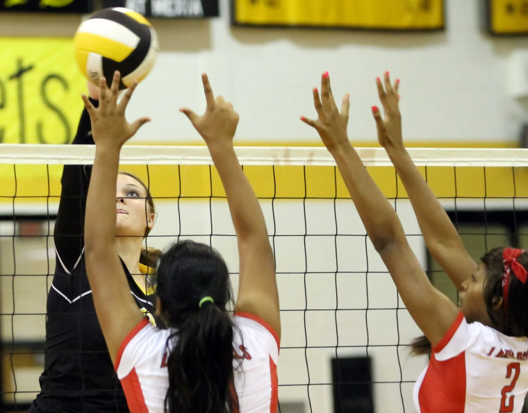 Gatesville Invitational Volleyball Tournament