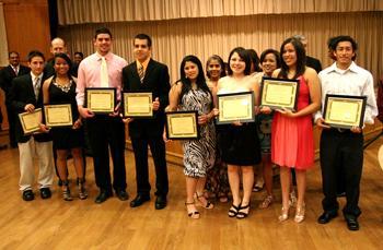 LULAC recognizes area's top scholars