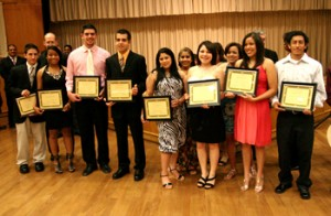 LULAC recognizes area's top scholars