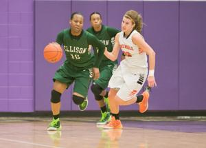 Rockwall vs Ellison Basketball