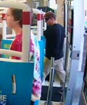 Stolen Debit Card suspect