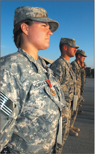 German army honors 4th CAB soldiers