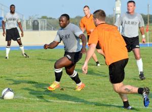 Fort Hood Soccer Game
