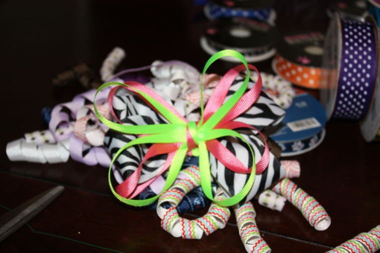 Bows and bottlecaps