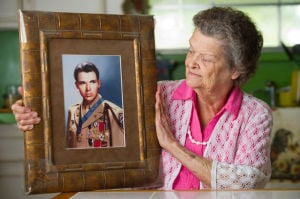 Audie Murphy honor