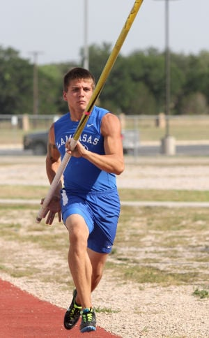 Lampasas Track and Field Athletes