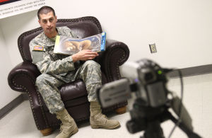 USO United Through Reading