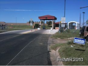 Commercial land next to Fort Hood. Gate now open