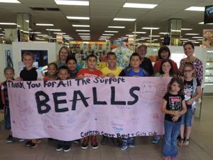 Bealls donation