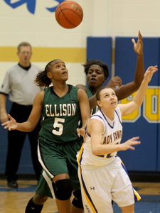 Lady Dawgs defeat Ellison in tourney final