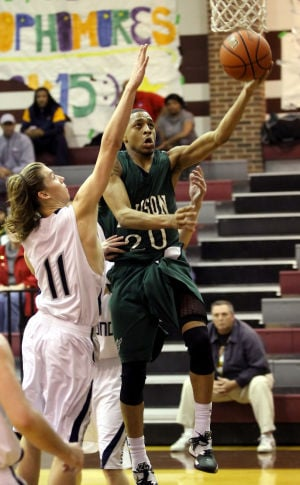 Ellison downs Flower Mound 61-52