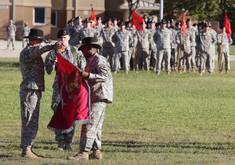 4th 'Long Knife' BCT inactivates