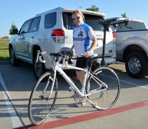 Police Bike Ride