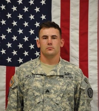 Sgt. Sergei Joseph Hearst