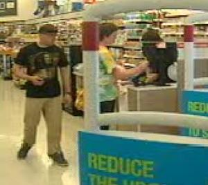 Stolen Debit Card suspects