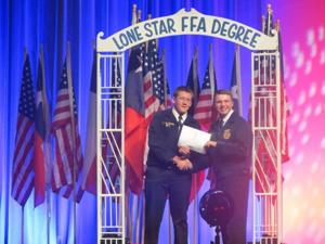FFA Lonestar Degree