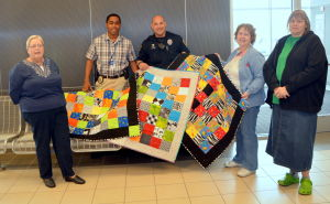 Quilts for to Copperas Cove Police Department