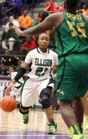 Ellison downs DeSoto 46-44