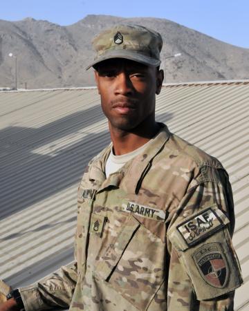 Staff Sgt. Michael Allen