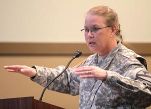 Fort Hood Women's History Month Celebration Event