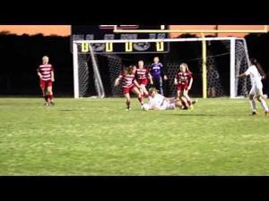 Girls soccer Salado vs Lampasas