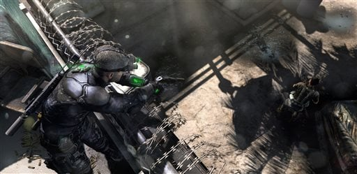Game Review Splinter Cell